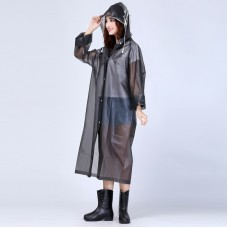 Outdoor Raincoat Customization