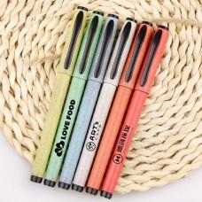 Wheat Straw Gel Pen