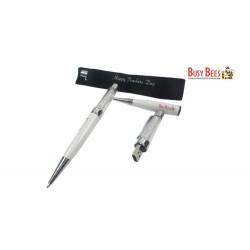 Crystal USB Stylus Pen