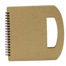 Eco Notebook with Sticky Note