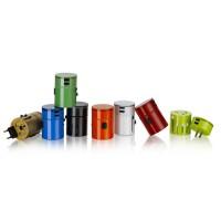 3A Dual USB luminous Adaptor