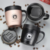 330ML Stainless Steel Mug with Handle, Advertising Bottle | Cup, promotional gifts