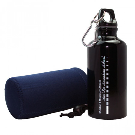 Aluminium Sports Bottle(400ML), Aluminum Sports Bottle, promotional gifts