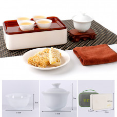 Portable Travel Tea Set