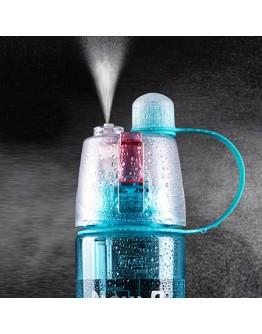 Water Spray Sports Bottle