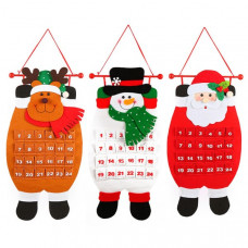 Christmas Countdown Wall Calendar