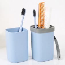 Portable Travel Toothbrush Cup