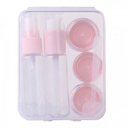 6 PCS Travel Portable Container Set, Other Household Premiums, promotional gifts
