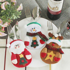 Christmas Cutlery Set Cover