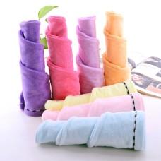 Microfiber Dry Hair Hat/Hair Drying Towel