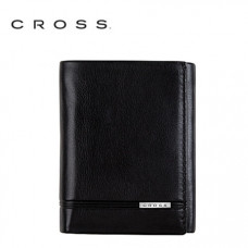 Cross - Leather Tri-Fold Wallet