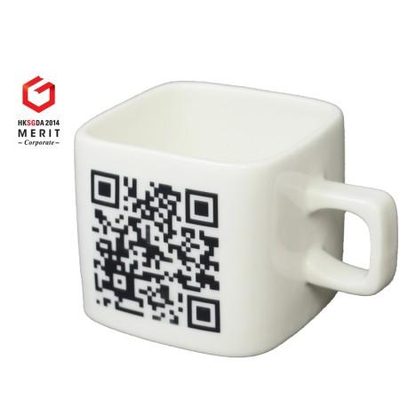 QR Mug, Ceramic Mug, promotional gifts
