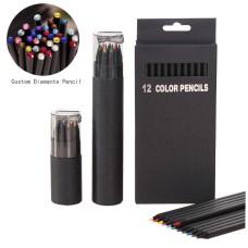 Black-wood Color Pencil