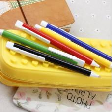 Press Plastic Ball-point Pen