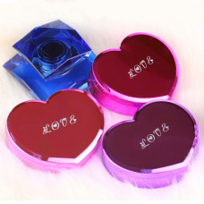 Heart-shape Mirror Power Bank