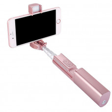 Selfie Stick with LED Fill Light