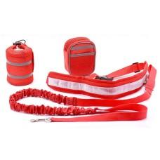 Pet Running Traction Bag Set