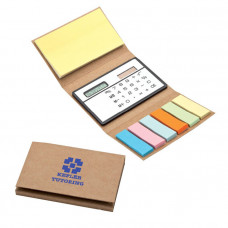 Sticky Note Set With Calculator