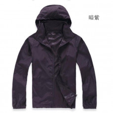 Pure Color 3 in 1 Coat Windbreaker