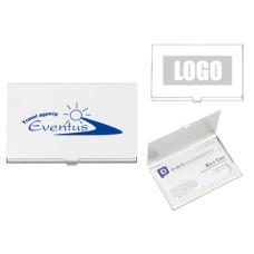 Aluminia Business Card Holder