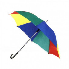27'' Color Printing Straight-rod Advertising Umbrella with Auto Open