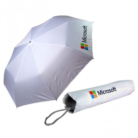 21 Classic 3 Folding Advertising Umbrella, Folding Umbrella, promotional gifts