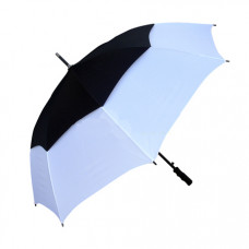 30'' Auto Open Fiberglass Windproof Golf Umbrella