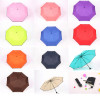 21 UV Protection 3 Folding Umbrella - Solid, Folding Umbrella, promotional gifts